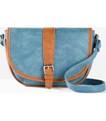 borsa a tracolla (blu) - bpc bonprix collection
