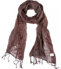 pañuelo frame marrón humana
