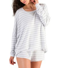 honeydew french terry loungewear sweatshirt
