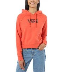 sweater vans women flying v boxy