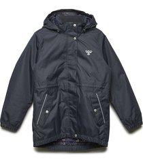 hmldaisy jacket gevoerd jack blauw hummel
