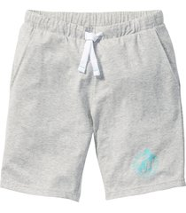 shorts in jersey con stampa (grigio) - bpc bonprix collection