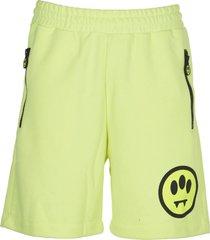 barrow yellow shorts