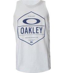 regata oakley encage tank masculino