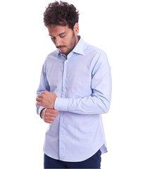 microfantasy shirt with italian collar