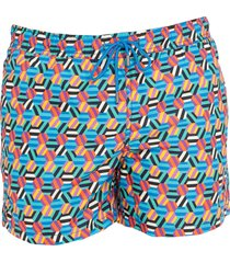 happy socks swim trunks
