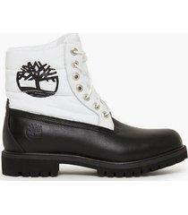 timberland premium puffer boot kängor black