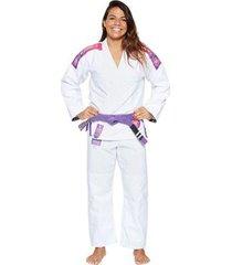 kimono jiu jitsu atama trançado ultra light 2.0 feminino