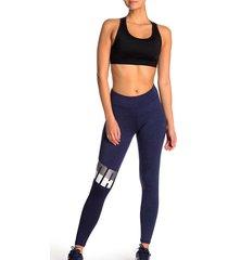 leggings - azul - puma - ref : 51698106
