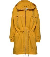 elstariw anorak outerwear jackets anoraks geel inwear