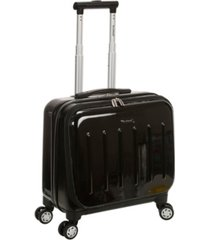 "rockland revolution 14"" hardside carry-on computer case"