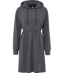 abito in felpa con cappuccio (grigio) - rainbow