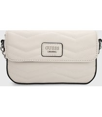 bolso blanco guess