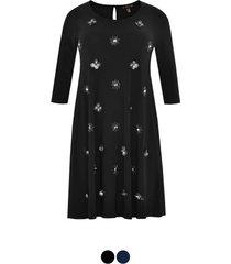 jurk met pailletten dolce