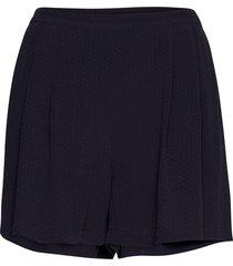 ganda shorts 10458 shorts flowy shorts/casual shorts blå samsøe samsøe