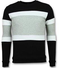 sweater enos striped sweater mens - online streep truien kopen