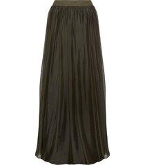 tiffany tiffany silkeskjol mörk armé, 16220