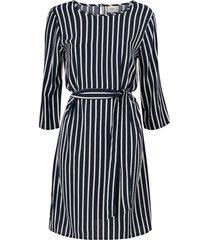 klänning jdyleaf treats 3/4 belt dress