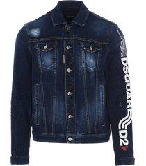 dsquared2 dan jacket