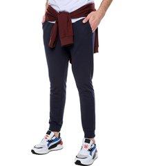 pantalón sudadera azul oscuro colore