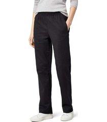 pantalon buzo clasico negro marino uniforma