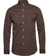 alex shirt overhemd business bruin fram