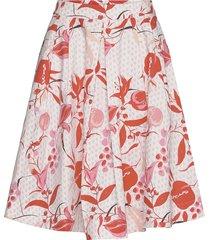 day fleur knälång kjol multi/mönstrad day birger et mikkelsen