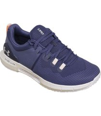 zapatillas azul under armour rise