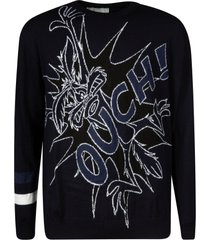 iceberg ouch sweater