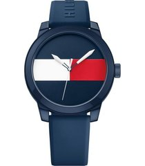 reloj tommy denim tommy hilfiger modelo 1791322