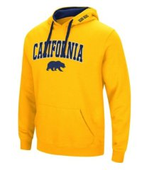 colosseum california golden bears men's arch logo hoodie