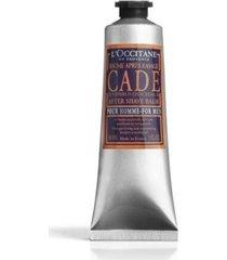 bã¡lsamo l'occitane en provence pã³s barba cade 30ml - branco/incolor - masculino - dafiti