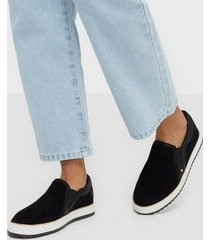 river island plimsole trainer slip-on