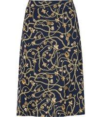 kjol chamilla chain skirt