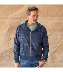 sundance catalog men's dustin jacket in navy large
