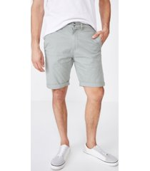 cotton on men's washed chino shorts