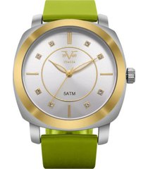 reloj verde 19v69 italia