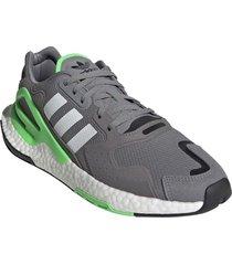 zapatilla gris adidas originals day jogger