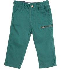 pantalon clasioc en colores verde  pillin