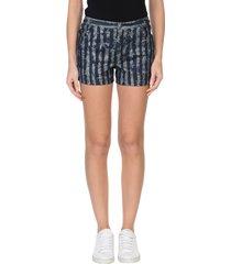 anna sui denim shorts