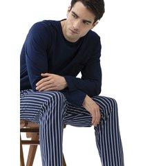 mey pyjama portimo blauw