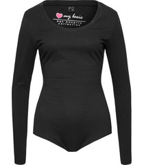 body elasticizzato (nero) - bpc bonprix collection
