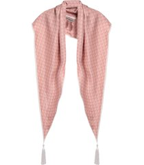 balenciaga shawls