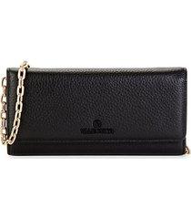 juniper dollaro leather chain wallet