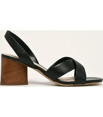aldo - sandały skórzane carine