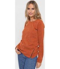 sweater terracota tarym