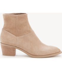 women's nannah stretch bootie sandy beach size 11 suede from sole society