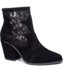 sharp bootie women's shoes