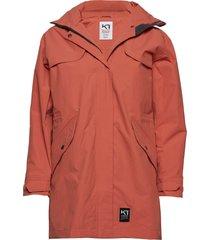 græe l jacket outerwear sport jackets oranje kari traa