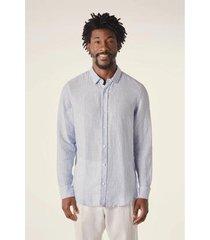 camisa ml ft linh listrada reserva masculina